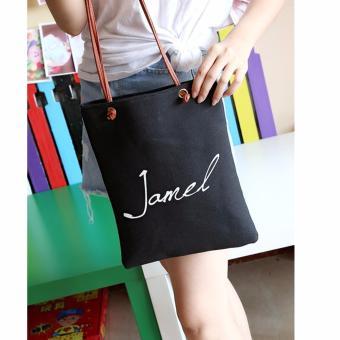 Túi đeo vai nữ thời trang BTS-JAM1 (đen)