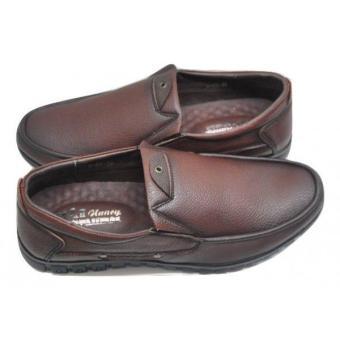 Giày mọi da bò Hải Nancy N85N