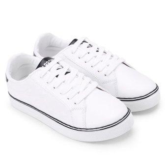 Giày thể thao nữ AZ79 WNTT0135002A2 (Trắng phối đen)