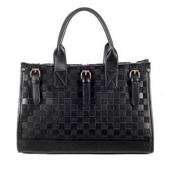 Women Handbag Shoulder Bags Leather Satchel Messenger Hobo Bag (Intl)