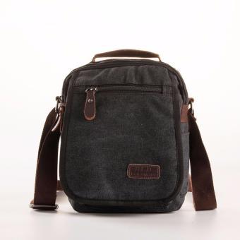 Túi xách Nam đeo chéo BLD178 (Đen)