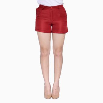 Quần short kaki trơn đỏ - Q02716045