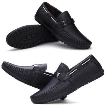 Giày lười nam trẻ trung , sang trọng , đẳng cấp 614