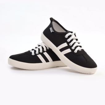 Giày Sneaker Nữ Thời Trang G2352(Đen)