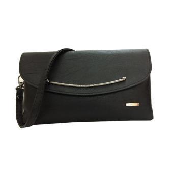Túi xách nữ phong cách hiện đại FX58313-1 (Đen)