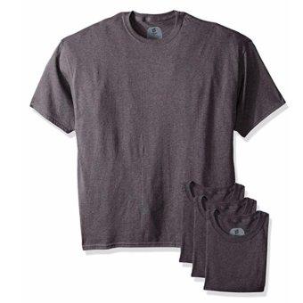 Bộ 4 Áo Thun Cổ Tròn Nam Hanes Men's Ecosmart T-Shirt