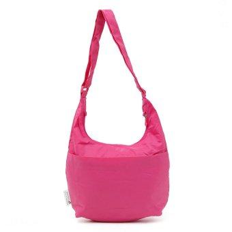 Túi đeo chéo thời trang (hồng)