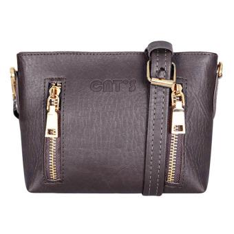 Túi đeo chéo thời trang CNT20 khóa vàng cao cấp Túi Xách CNT
