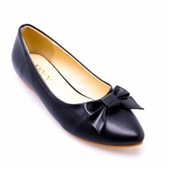 Giày Búp Bê Đính Nơ MZBB41