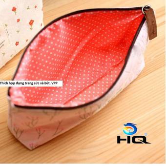 Túi Ví Nữ Đựng Đồ Cá Nhân Mỹ Phẩm Hq 4vi38-1