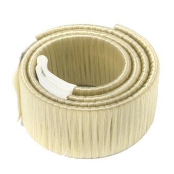 2PCS Fashion Women Girls Hair Bun Donut Maker Snap French Twist Hair Styling DIY Tool for Weddings Dance Proms Party Daily Occasion Beige - intl