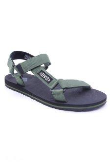Giày sandals nam DVS MF123 (Ô-liu)