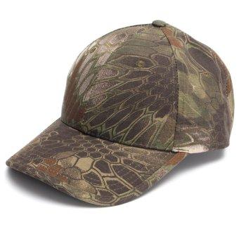 Tactical Chief Adjustable Baseball Cap Shooting Cap Hat New - intl