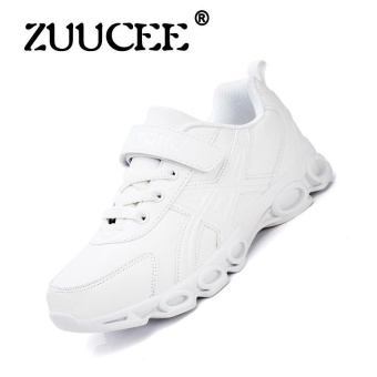 Sports Shoes Running Shoes Outdoor Hiking Shoes Netbreathable Climbing Shoes Solid Soles Shoes Mens Shoes (White) - intl
