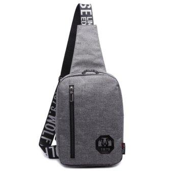 Túi đeo chéo thời trang HARAShop HR102 ( Xám )