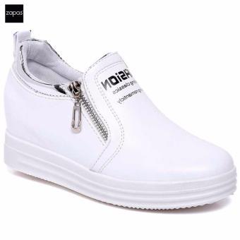 Giày Sneaker Thời Trang Erosska - GN016 (Màu Trắng)