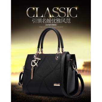 Túi xách thời trang nữ dễ thương TM033 (Đen)