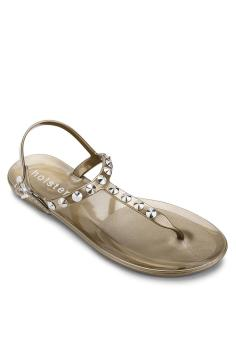 Giày sandal nữ Holster FESTIVAL (Vàng)