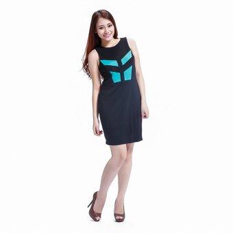 Đầm nữ Kokonut KD00144 (Đen)