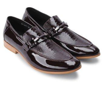 Giày tây công sở nam da bò thật MB603