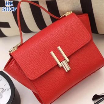 Túi Thuyền Nhỏ Xinh Xắn HK shop TH2 (Đỏ)