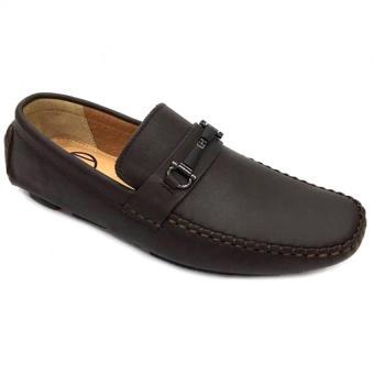 Giày lười da thật nam Everest D95