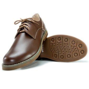 Giày thời trang Prazenta GP171 (Nâu)