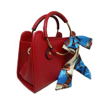 Túi đeo chéo thời trang (đỏ)
