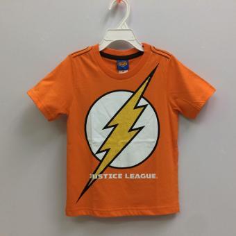 Áo Bé Trai D.C Justice League Jlts-0017