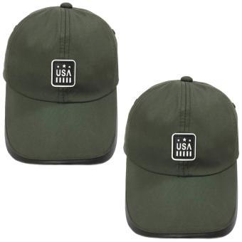 Bộ 2 nón lưỡi trai nam thời trang MOTALO M261