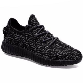 Giày Sneaker Thể Thao Nam Hanama - 8562 Đen