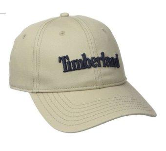 Mũ (nón) thể thao nam màu be Timberland Men's Baseball Cap (Mỹ)
