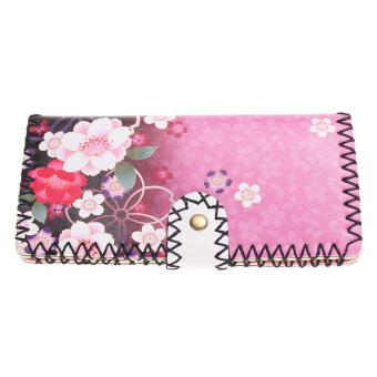 New style ancient women wallets luxury women clutch wallet(16)