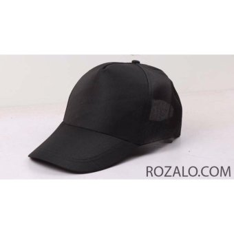 Mũ lưỡi trai Rozalo RM4940 - Đen