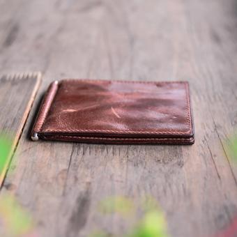 Ví Kẹp Tiền Handmade Cao Cấp LKH010NB