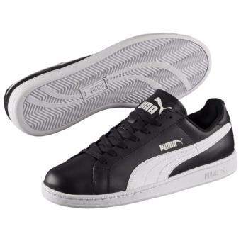 Giày Puma Smash L (Đen/Trắng)