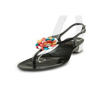 Giày Búp Bê Faux Pas Cannes-Shoes (Xám Tối)