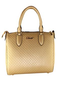 Túi đeo chéo hình hộp xinh xắn Vinadeal A28 (Vàng)