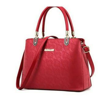 Túi xách tay nữ da cao cấp Letin TX02-SP-2A5 ĐỎ