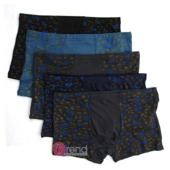 Bộ 5 quần lót nam ND.086