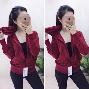 Áo khoác nữ (Đỏ)