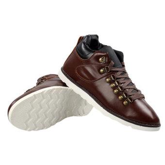 Giày nam Family shop GN01 (Nâu)