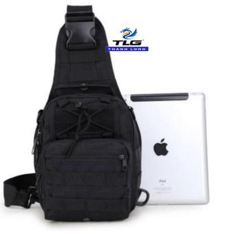 Túi đeo ngực thời trang du lịch phong cách Quân đội Mỹ TL8128 4(đen)