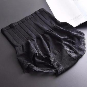Quần lót gen bụng Nhật định hình (màu đen)