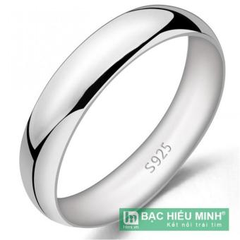 Nhẫn nam Bạc Hiểu Minh na006 (Bạc)