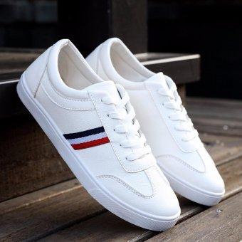 Giày Sneak Nam Sodoha SMG65890W -White