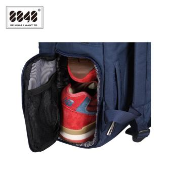 Balo SHOE POCKET 8848 D020-1 (đen)