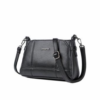Túi xách nữ cao cấp phong cách sang trọng AIB058 (Đen) - 4081126
