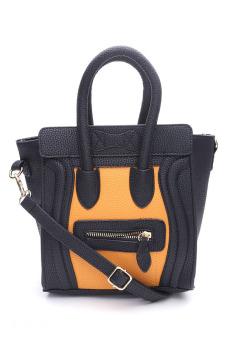 Túi đeo chéo hình hộp xinh xắn Vinadeal A26 (Đen)