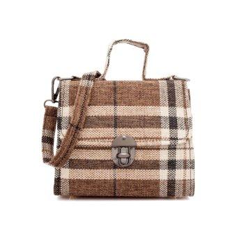 Túi xách nữ vải MN1635